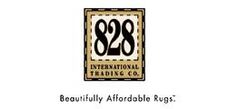 828 rugs logo