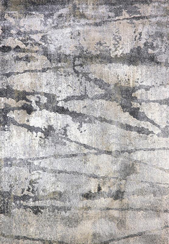 dyanmic bali grey dark rug