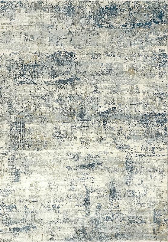 dynamic castilla grey bue rug