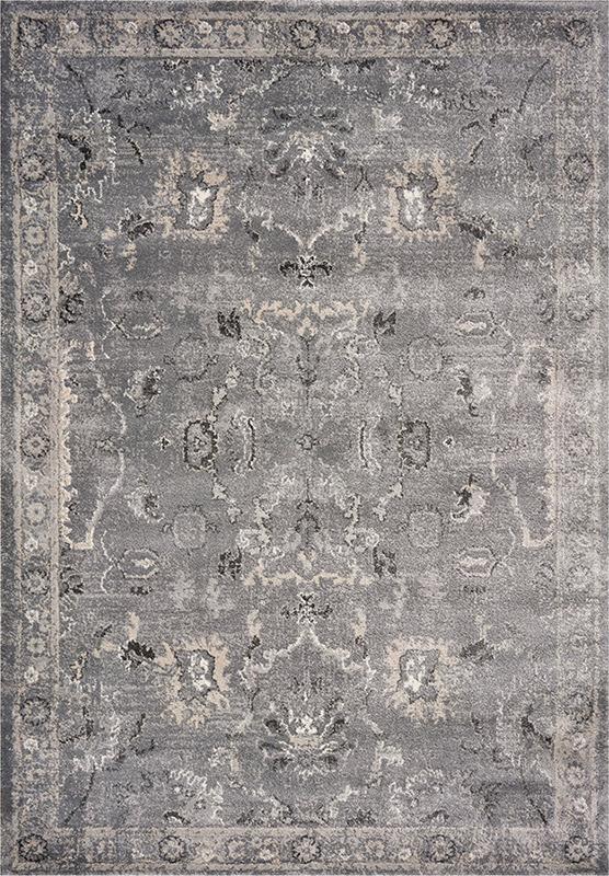 kas hue grey farrah rug