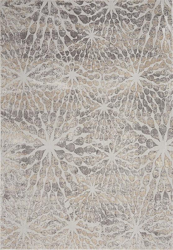 nourison silky textures ivory beige rug