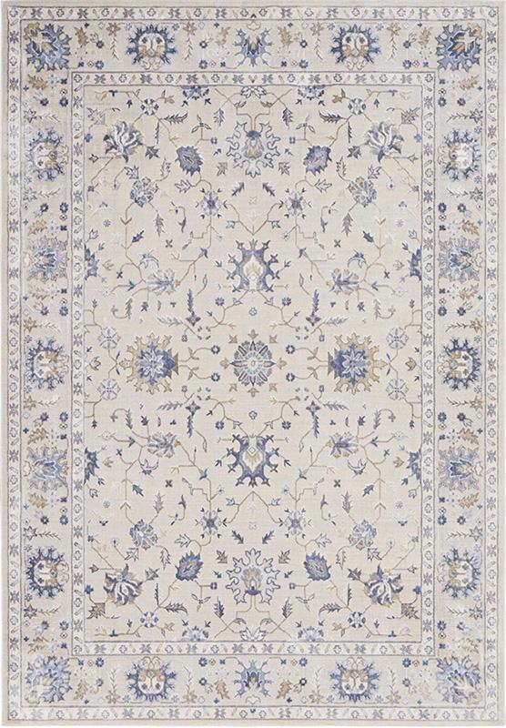 norison silky textures ivory rug